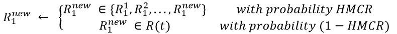 کد متلب و فیلم آموزشی الگوريتم جستجوي هارموني