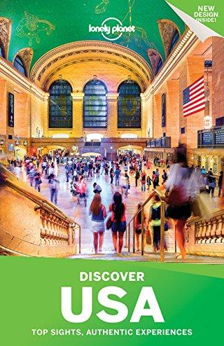 دانلود کتاب Lonely Planet کشف آمریکا 2016