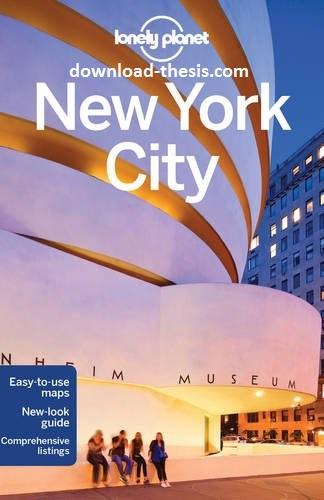 دانلود کتاب Lonely Planet نیویورک آمریکا 2016