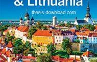 دانلود کتاب Lonely Planet استونی لتونی لیتوانی 2016