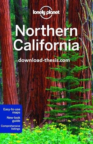 دانلود کتاب Lonely Planet كاليفرنياي شمالي 2016