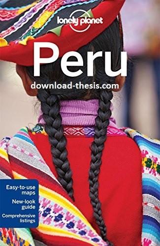 دانلود کتاب Lonely Planet پرو 2016
