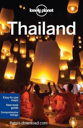 دانلود کتاب lonely planet تایلند 2016